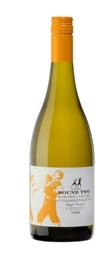 Round Two Single Vineyard Chardonnay 2018 (12 x 750mL), Barossa, SA.