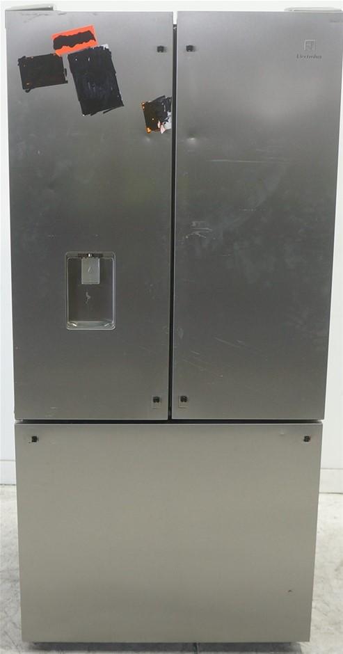 Electrolux EHE5167SB 3 Door Stainless Steel Fridge