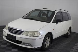 2000 Honda Odyssey Automatic 4cyl 7 Seat