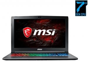 """MSI GF62 7RD-1806AU 15.6"""" FHD/i7/16GB/12"""