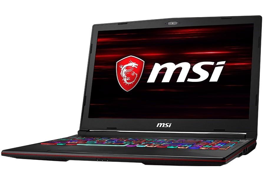 "MSI GL63 8SD-414AU 15.6"" FHD/i7-8750H/16GB/512GB SSD + 1TB HDD/GTX 1660 Ti"