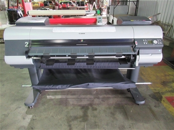Cannon IPF8000S Wide Format Printer