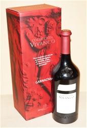 Vivanco Colección Parcelas de Garnacha 2008 (6 x 750mL), Rioja Alta, Spain.