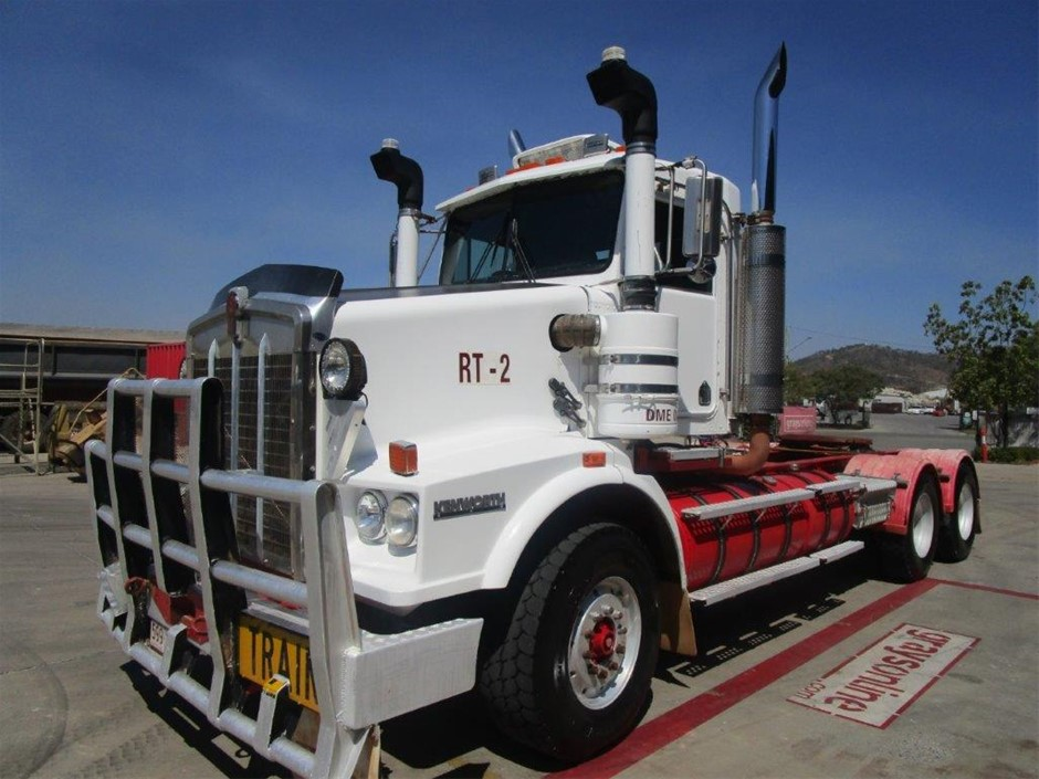 2007 Kenworth T650 6x4 Prime Mover