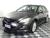 Unreserved 2012 Mazda 6 Touring GH Automatic Wagon