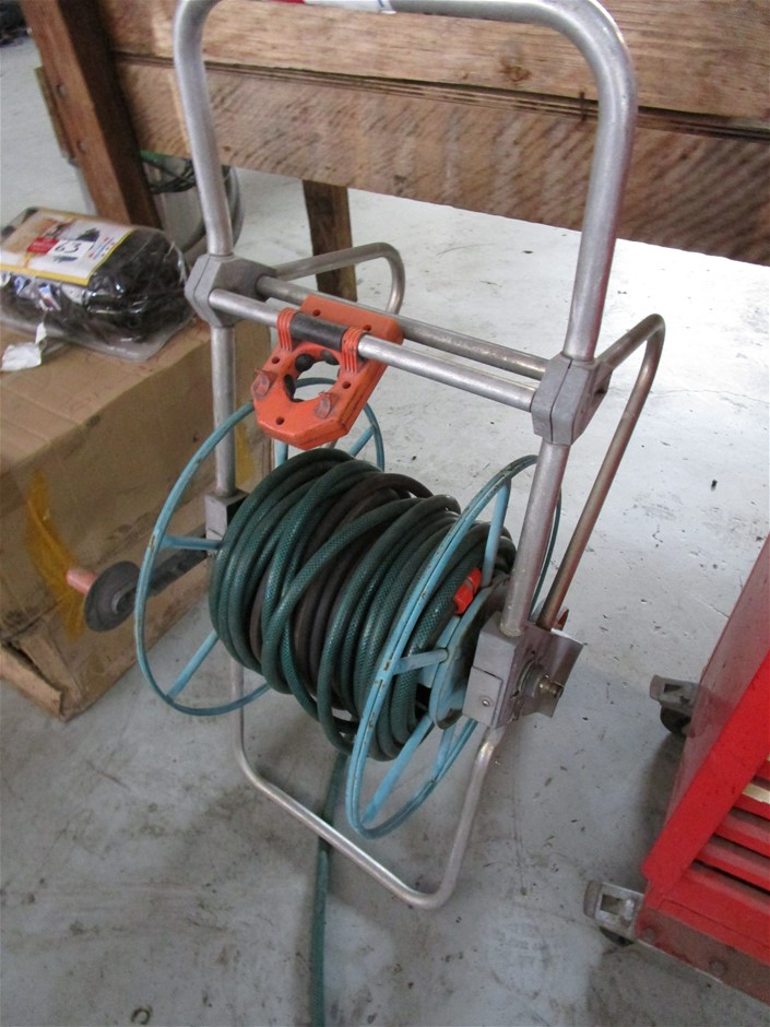 Portable Water Hose Reel