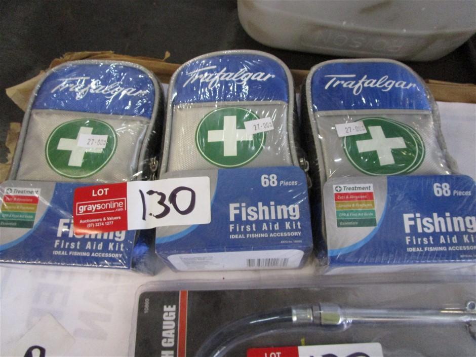 3x First Aid Kits
