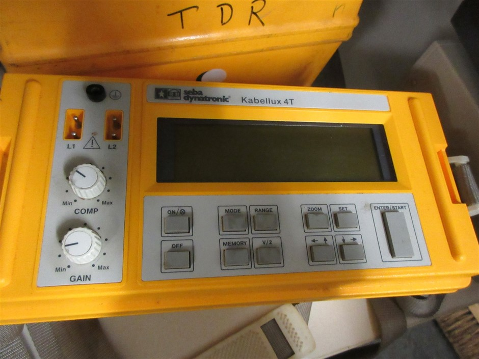 Cable Tester Kabellux 4T