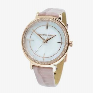 Michael Kors couture NY 'Cinthia' ladies classic luxury watch.