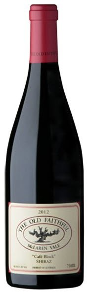 The Old Faithful Café Block Shiraz 2013 (6x 750mL)