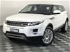 2013 Land Rover Range Rover Evoque SD4 PureTech Turbo Diesel Automatic
