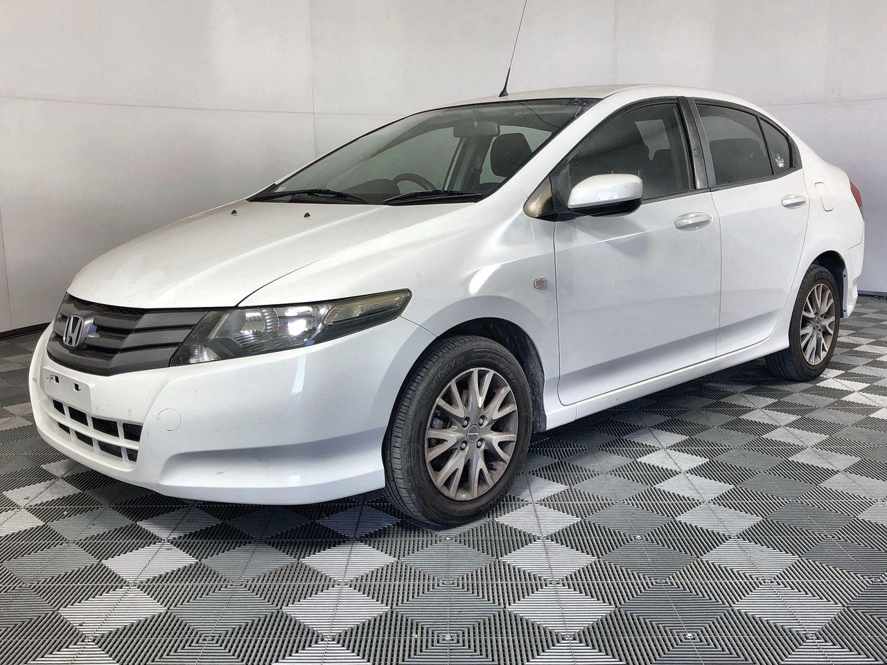 2011 Honda CITY VTi GM Manual Sedan