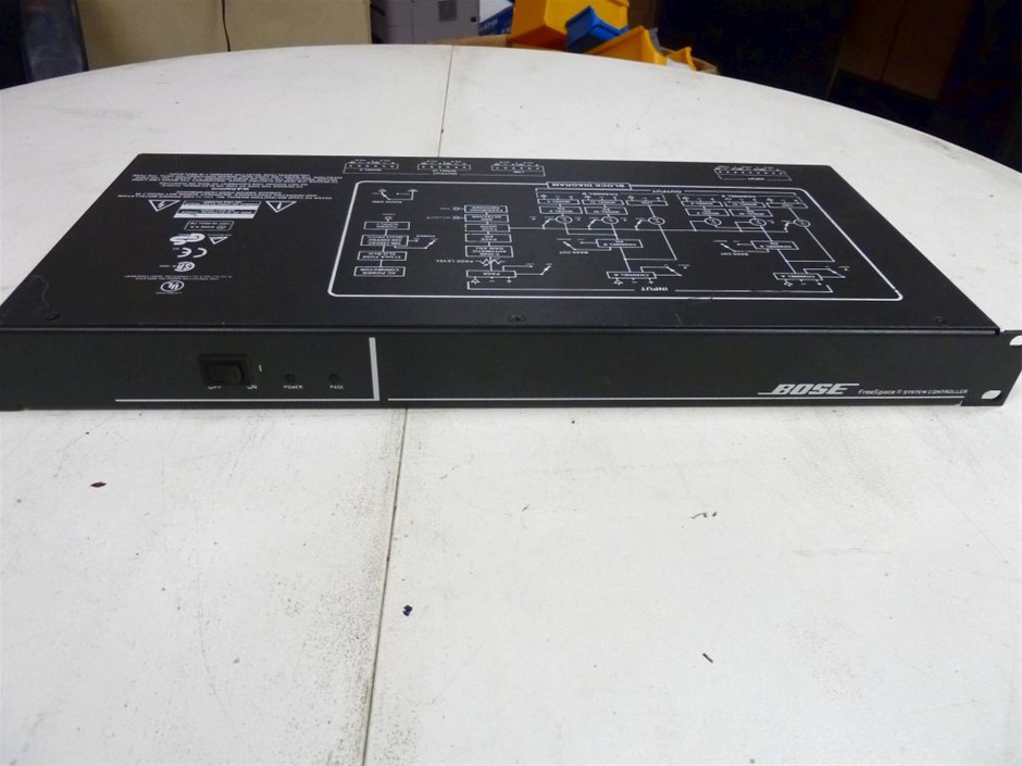 Bose Free Space System Speaker Controller