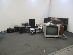 Qty 2 x Pallet of Assorted Electrical En