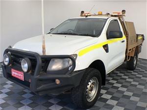 2014 Ford Ranger XL PLUS 4X4 PX Turbo Di