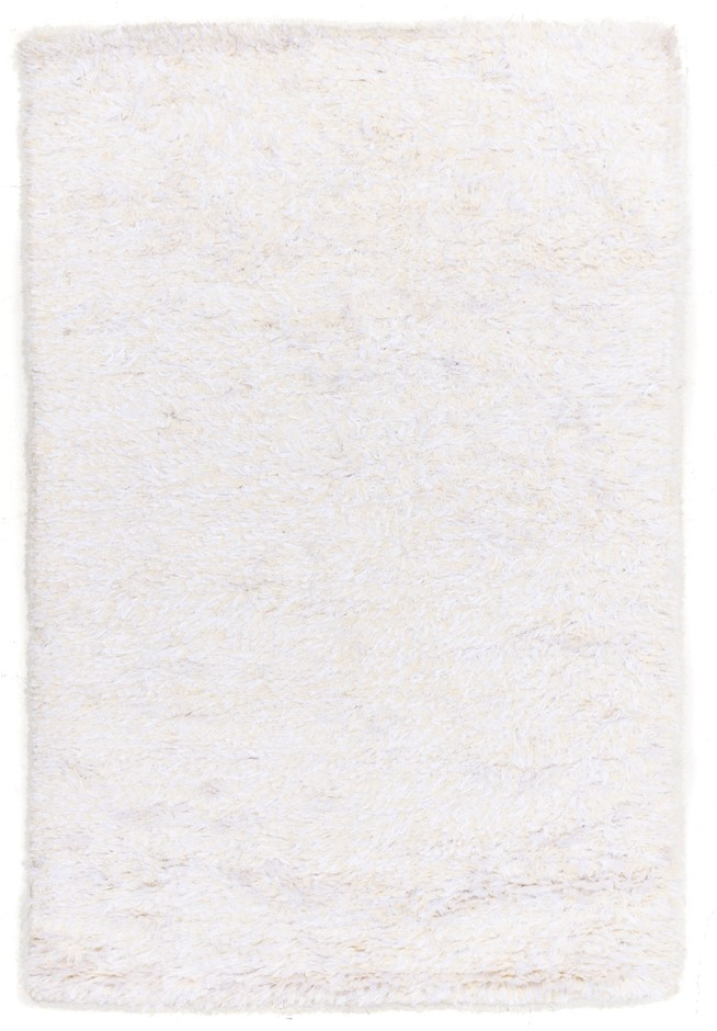 Pit Loomed Hand Knotted Shaggy Floor Rug Size (cm): 160 x 230