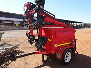 2011 JLG Industries 6308AN-6 Lighting To