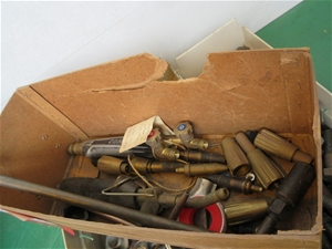 1 x Box of Oxy Cutting Equipment