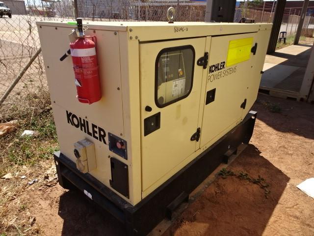 2011 Generator, Kohler brand (B-Type)