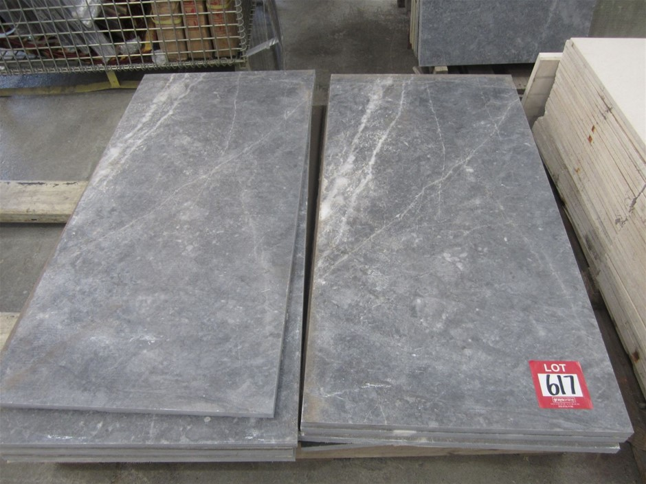 Marble Slabs. Finished. 1220mm x 600mm x 20mm. Sold Individually