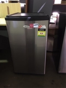 Whirlpool Bar Fridge - Black And Silver