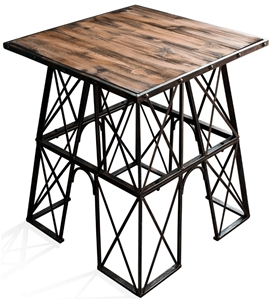 NX141144 Eiffel Tower Table
