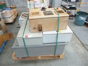 Pallet of Powerboxes