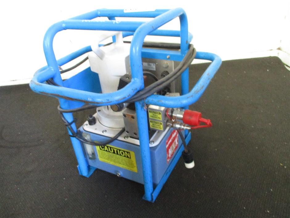 Huck Hydraulic Unit