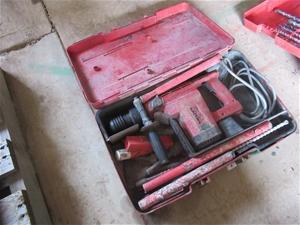 Hilti TE-52 Rotary Hammer Drill