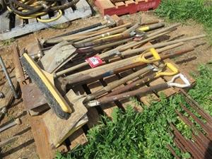 A Quantity of Hand Tools