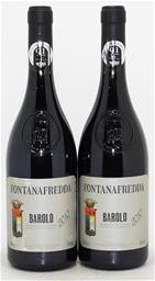 Fontanfredda `Baroloa` Nebbiolo 2010 (2x 750ml), Piedmont. cork closure.