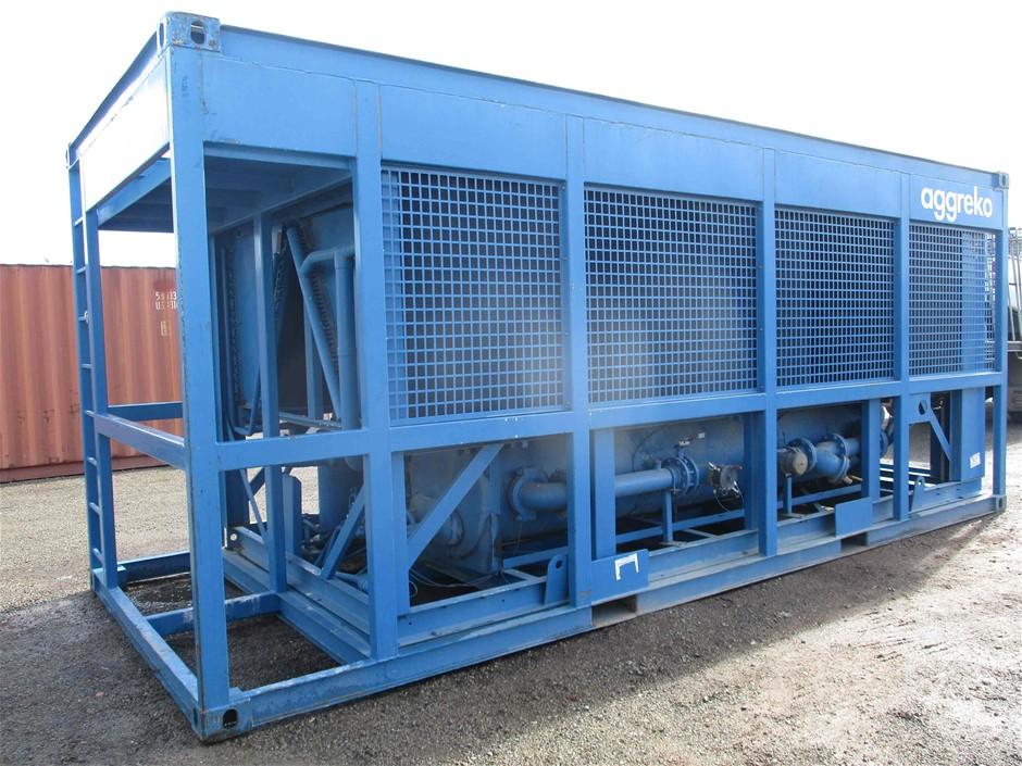 2008 Trane RTAD180 Chiller Unit