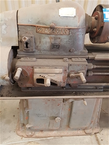 Conemaster, Purcell Eng 1940 Model Centr