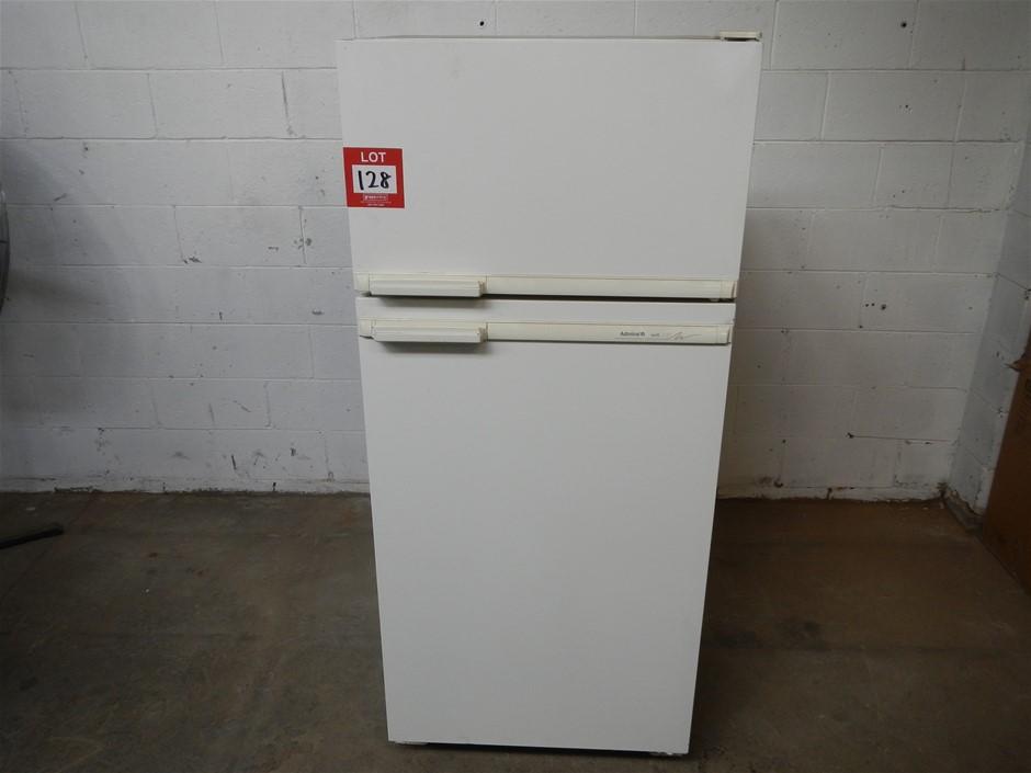 Admiral Cyclic 370 fridge freezer, 680mm x 1580mm
