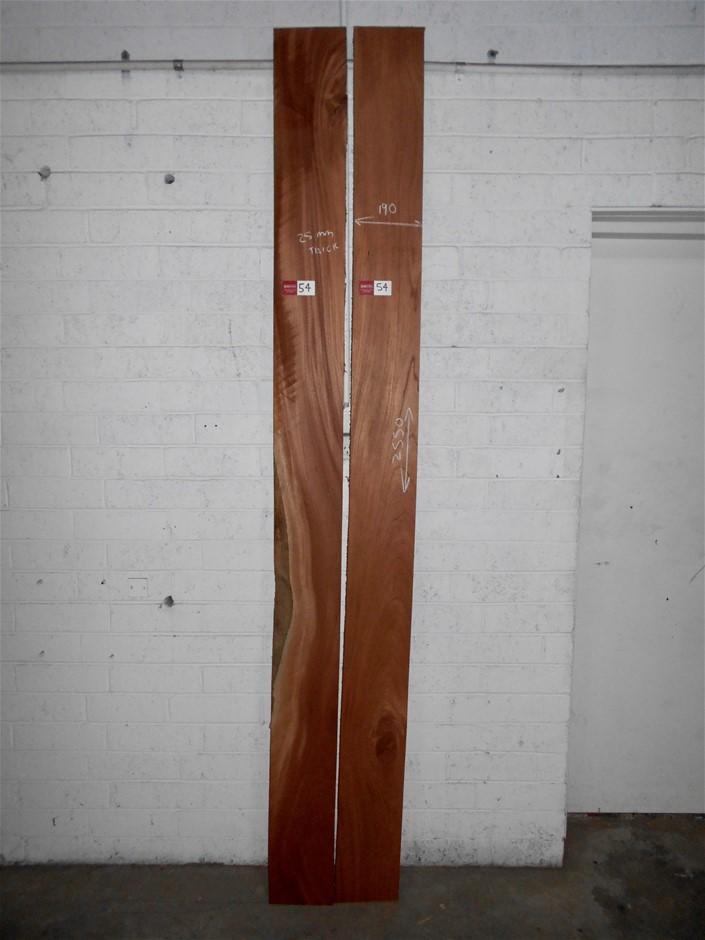 Board pack (2 boards) - Australian Red Cedar