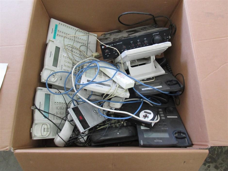 Panasonic KX-T7630 Phone System
