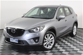 Unreserved 2012 Mazda CX-5 Grand Touring Turbo Diesel