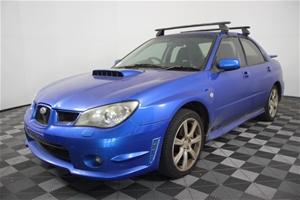 2006 Subaru Impreza WRX 2.5 Turbo AWD Ma