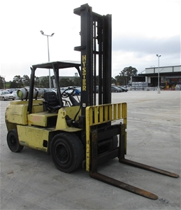 1997 Hyster H4.50XL Counterbalance Forkl
