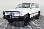 1998 Toyota Landcruiser GXL(4x4) HZJ105R Manual Turbo Diesel