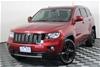 2012 Jeep Grand Cherokee Laredo (4x4) WK Automatic Wagon