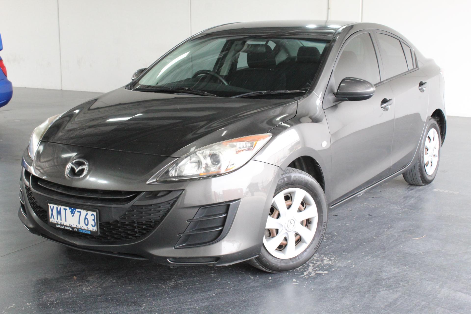 2009 Mazda 3 Neo BL Manual Sedan