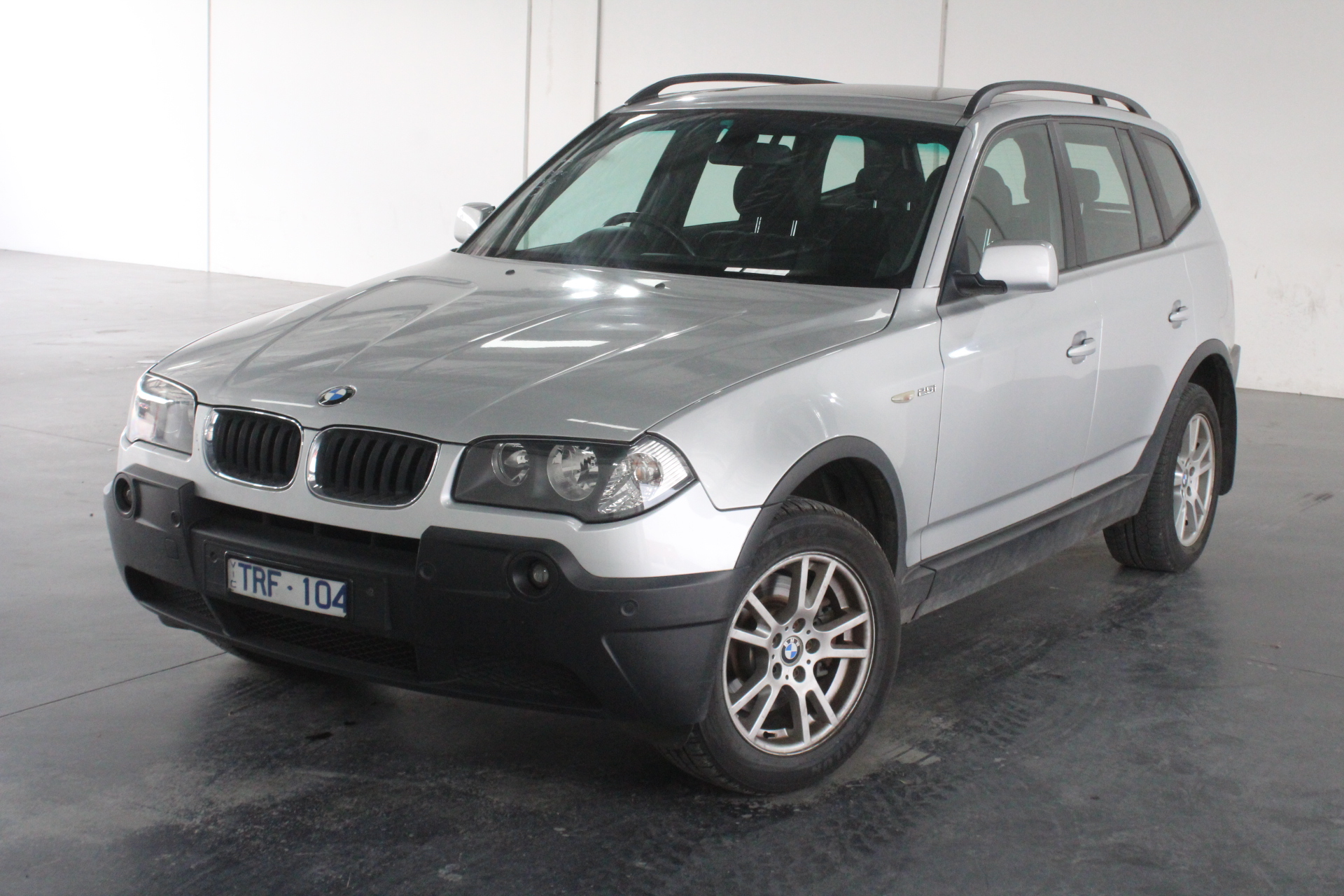 2005 BMW X3 2.5i E83 Automatic Wagon