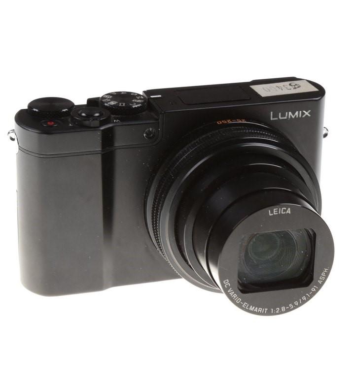 PANASONIC LUMIX Digital Camera Model DMC-TZ110. N.B. Lens is Stuck. (SN:CC4
