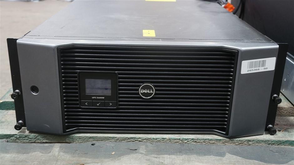 Dell UPS 5600W Line-Interactive Rack UPS