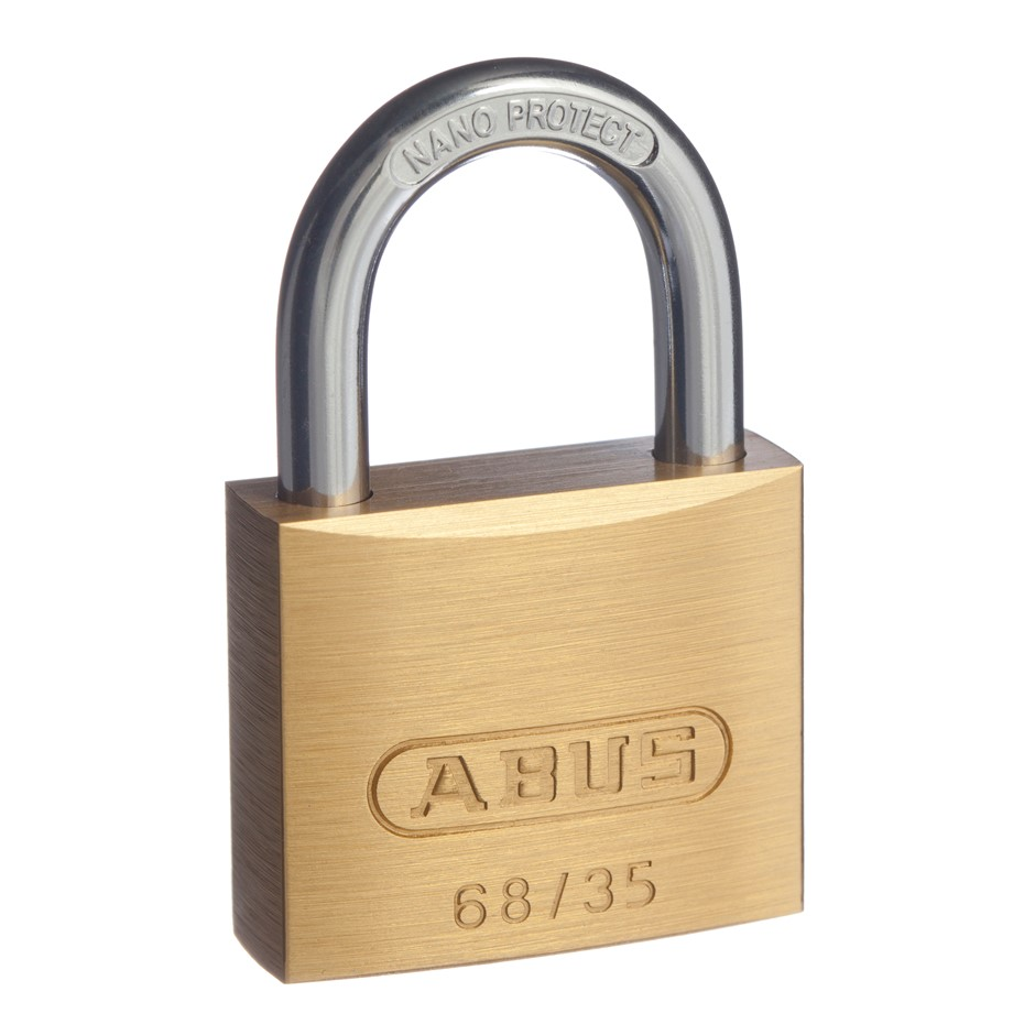 (5 Pack) ABUS Padlock 68/35 KD DP - 6835C