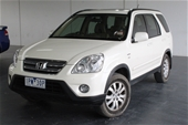 Unreserved 2005 Honda CR-V Sport RD Automatic