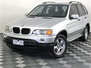 2004 BMW X5 3.0i E53 Automatic Wagon