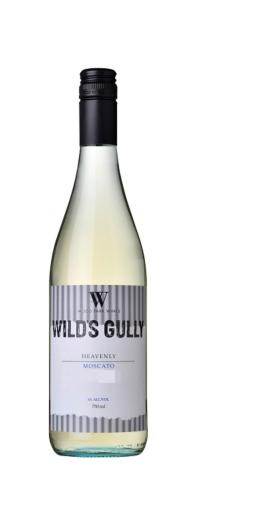 Wild's Gully Heavenly Moscato 2018 (12 x 750mL)