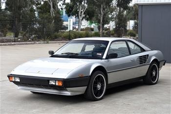 1984 Ferrari Mondial 8 Manual Coupe